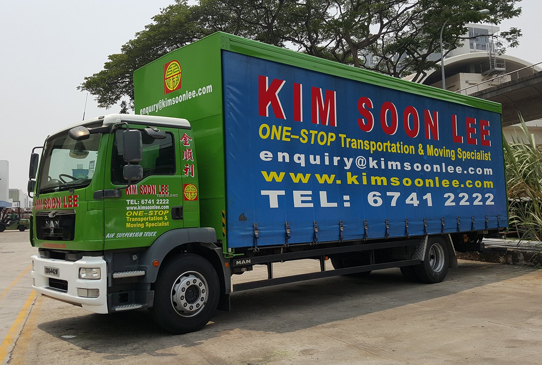 Air Suspension Transportation | Kim Soon Lee – ONE-STOP